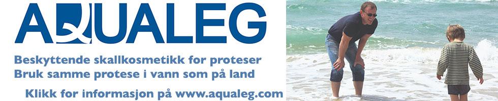 Aqauleg - leverandører av usstyr til amputerte og protesebrukere
